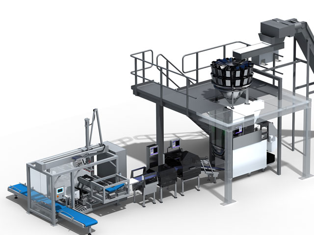 Integrated Total Packaging Systems (iTPS)