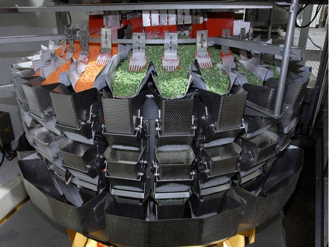 Mix Weigher